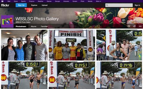 Screenshot of Flickr Page flickr.com - Flickr: WBSLSC Photo Gallery's Photostream - captured Oct. 26, 2014