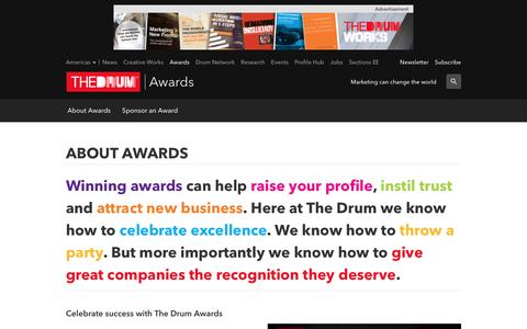 Awards | The Drum