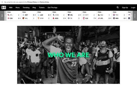 About Us | Bleacher Report