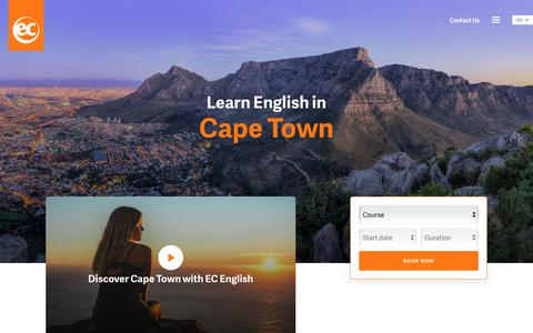 Learn English in South Africa – ESL Cape Town English School