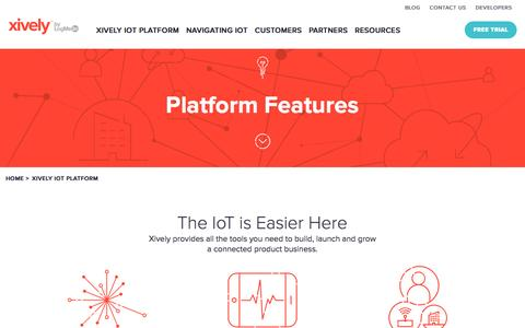 IoT Technology: How it Works | Xively by LogMeIn