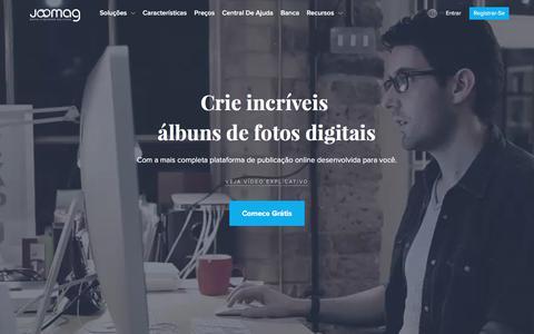 Plataforma de Publicação Digital para Todos | Joomag