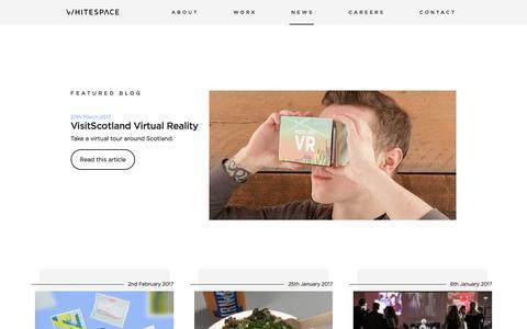 News - Whitespace