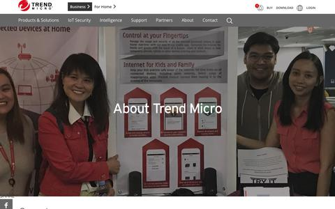 About Us   Trend Micro