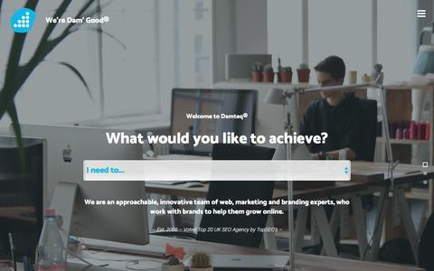 Web Design & SEO Marketing Agency in Fareham, Hampshire & London.