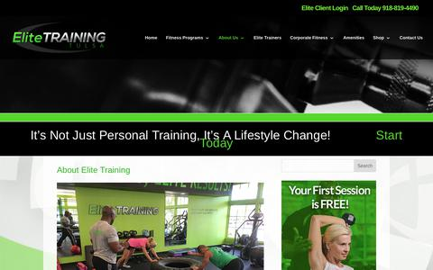 Elite Training Tulsa | Our Program | Elite Training
