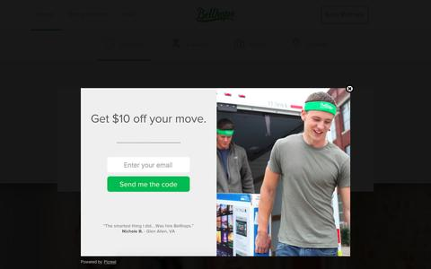 Screenshot of About Page getbellhops.com - Stories of Progress | Bellhops - captured April 12, 2016
