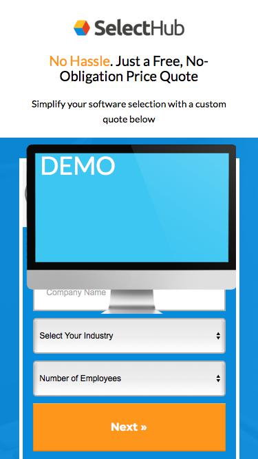 Get Demo Information for PurchaseSmart™