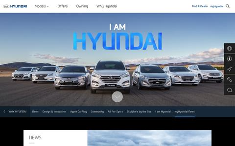 why hyundai - Hyundai Australia