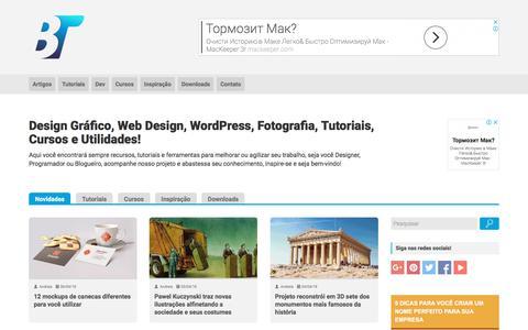 Bons Tutoriais - Design Gráfico, Web Design, Utilidades e Dicas Úteis