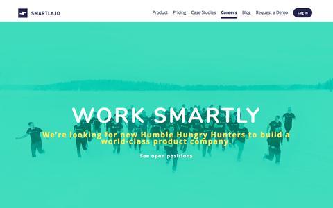 Smartly.io - Careers