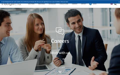 Careers - thebigword