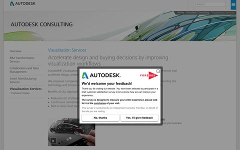 3D Visualization Services | Autodesk Consulting