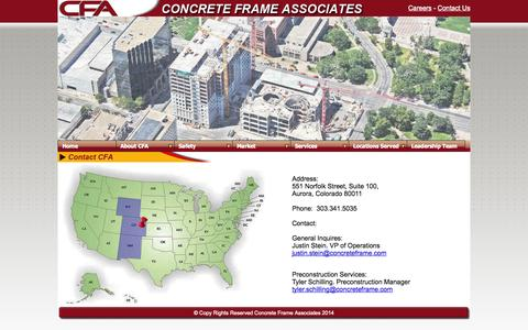 Construction Maps & Directions Pages | Website Inspiration and ...
