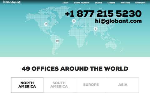 Contact | Globant
