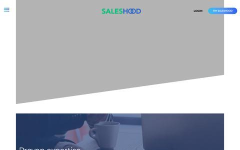 SalesHood - Customers