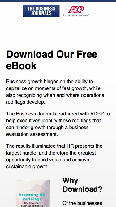 Assessing HR Red Flags: See how your business compares