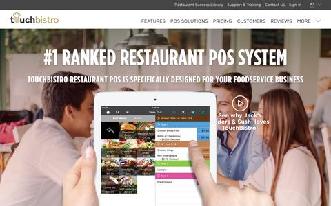 Restaurant POS System: iPad Point of Sale for Restaurants