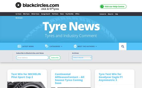 Tyre News - Tyres and Industry Comment