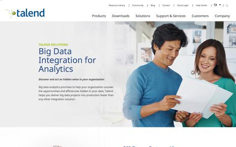 Big Data Predictive Analytics & 360-Degree Customer View