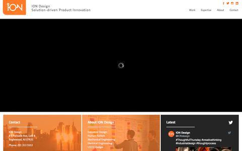 Medical Device Design - ION Design