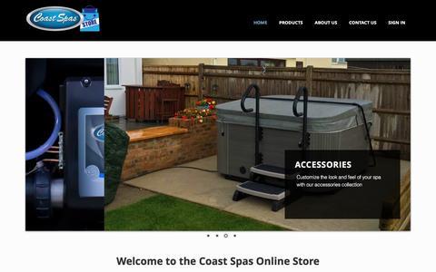 Coast Spas Manufacturing Inc