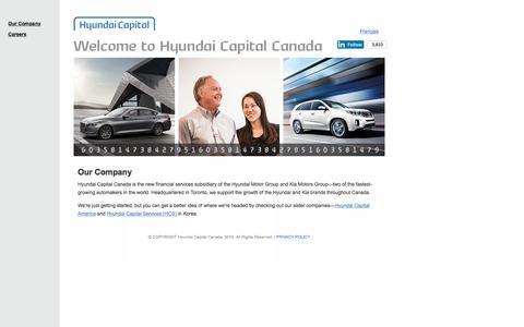 Hyundai Capital Canada