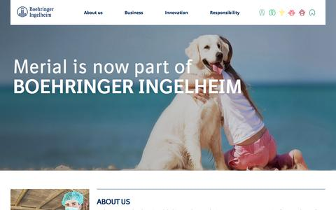 Boehringer Ingelheim | Welcome to Boehringer Ingelheim