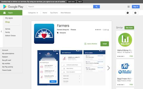 Farmers - Android Apps on Google Play