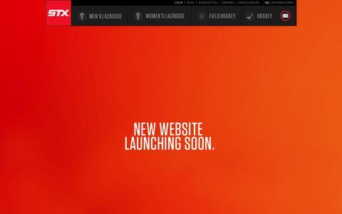 Screenshot of Privacy Page stx.com - STX   Home - captured March 27, 2017