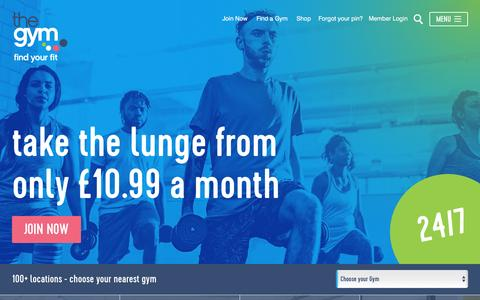 The Gym Group | Pay As You Go | 24 Hour Membership
