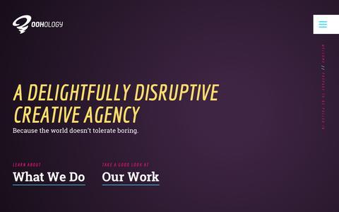 Advertising Agency | Louisville | OOHology