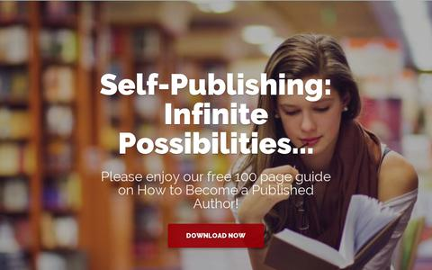 Why Infinity - Self Publishing | Self Publishing Companies | Book eBook Publisher