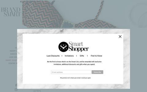 Screenshot of Signup Page brandsmart.com.au - BRAND SMART OUTLET  I  Become a Smart Shopper - captured Oct. 31, 2018