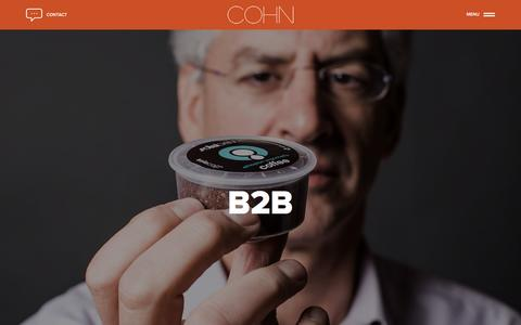 B2B Marketing Agency | COHN Marketing