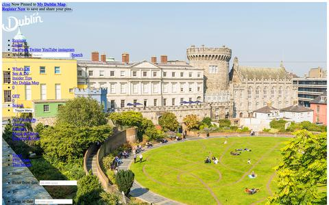 Terms and Conditions | Dublin Travel & Tourism Official Website | Visit Dublin