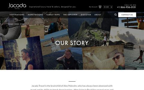 Our Story | Jacada Travel