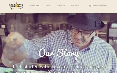 Our Story | Philz Coffee
