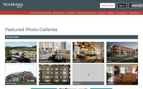 Photos of New Homes and Communities - New Homes Guide
