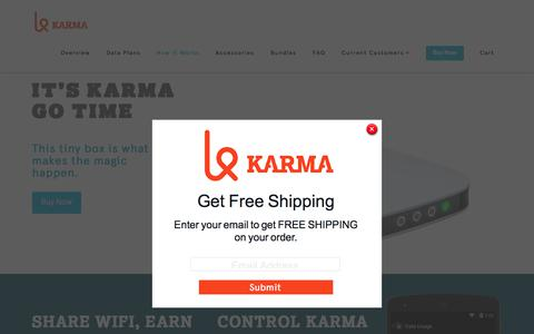How It Works Cyber Week | Karma