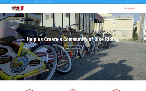 Screenshot of Jobs Page summerbikes.com - Careers | Summer Bikes - captured Feb. 17, 2016