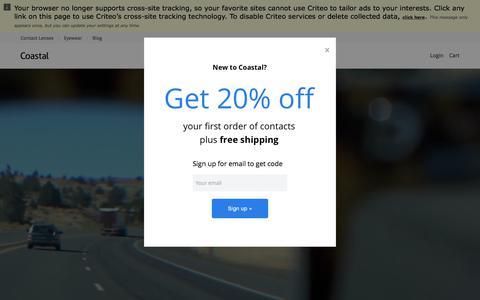 Screenshot of About Page coastal.com - Our Story - Coastal.com - captured June 30, 2018