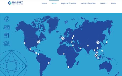 Screenshot of Team Page maglobal.com - Our Team - McLarty Associates - captured Oct. 17, 2018