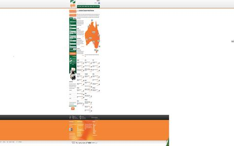 Screenshot of Locations Page apollocamper.com - Branch Locations in Australia for Apollo Motorhome Holidays - captured Sept. 25, 2014