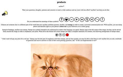 Screenshot of Products Page ustringer.com captured Oct. 26, 2014