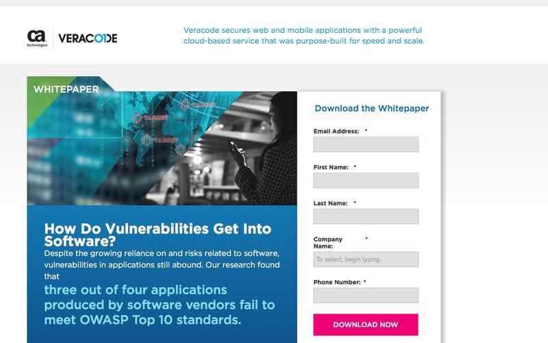 How Do Vulnerabilities Get Into Software   Veracode