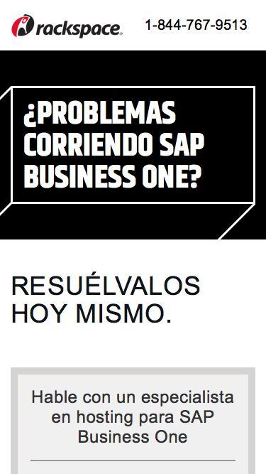 Hosting SAP Business One