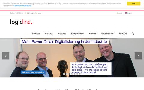 logicline, Sindelfingen - Implementing Your Digital Business