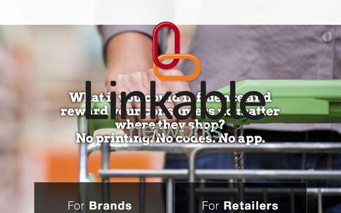 Linkable Networks  Reward your customers everywhere they shop