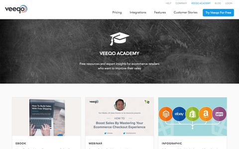 Veeqo Academy - Free Resources For Ecommerce Retailers | Veeqo
